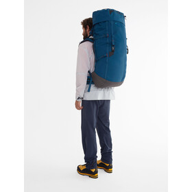 Klättermusen Vanadis - Pantalones de Trekking Hombre - azul